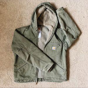 Carhartt Sierra Sherpa Lined Jacket